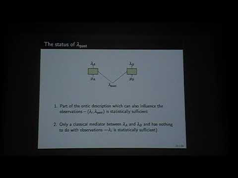 QPL2017 -  Shane Mansfield. Reality of the quantum state: Towards a stronger ψ-ontology theorem