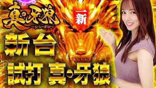 【新台】P真・牙狼/ナツ美が新台試打解説