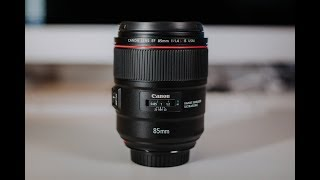 Canon 85mm f/1.4L IS Lens Review | The Bokeh Monster