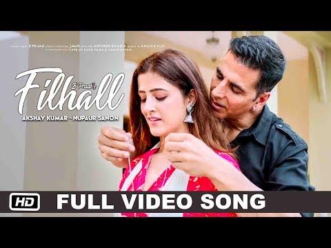 Filhall : Video Song Out Today  Akshay Kumar Ft Nupur Sanon  B Praak  Jaani  Arvindr Khaira