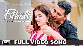Filhall : Video Song Out Today | Akshay Kumar Ft Nupur Sanon | B Praak | Jaani | Arvindr Khaira