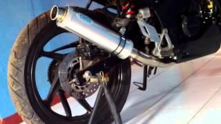 Knalpot DBS New CBR 150 R FI