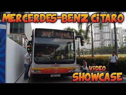 [SMRT] Mercedes-Benz O530 Citaro SMB140P Showcase