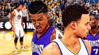 KYRIE SHOES GOT ME BREAKING ANKLES | STEPHEN CURRY CANT GUARD ME | NBA 2k16 MyCareer