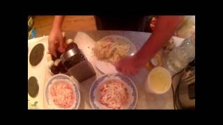 Видео рецепты - Салат семга под шубой и легкий снежок  =).