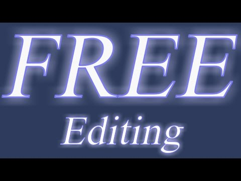 GIMP 2, Free Open Source Picture and Video Editing Program Tutorial