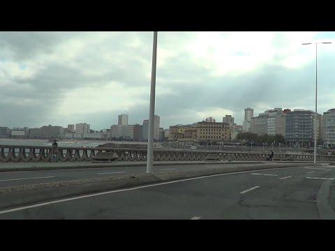 Callejeando por La Coruña - España