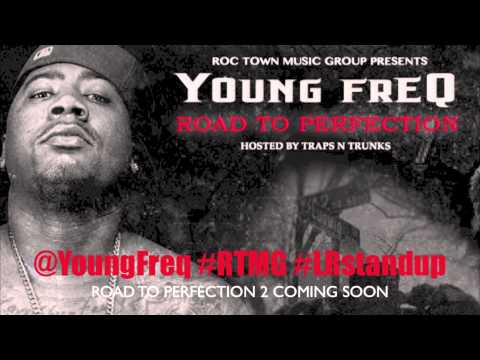 Young Freq - Still Holding - DIGGYTV - RTMG - #LRstandup
