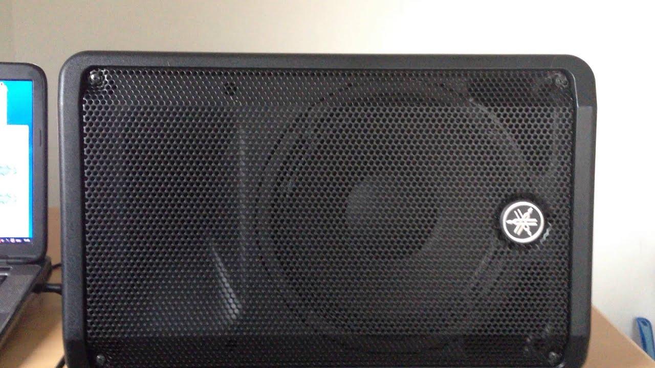 Acoustic Bass - Yamaha DBR10