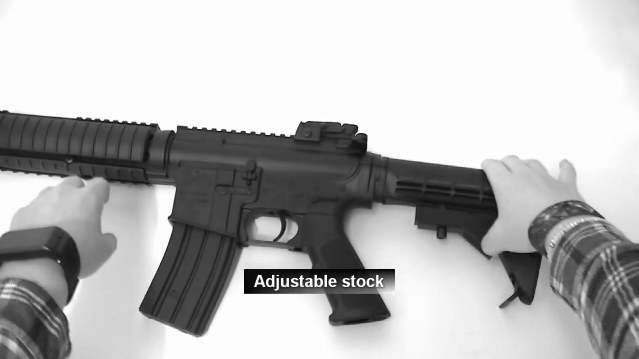 Colt M4 Carbine 4 5mm Airgun