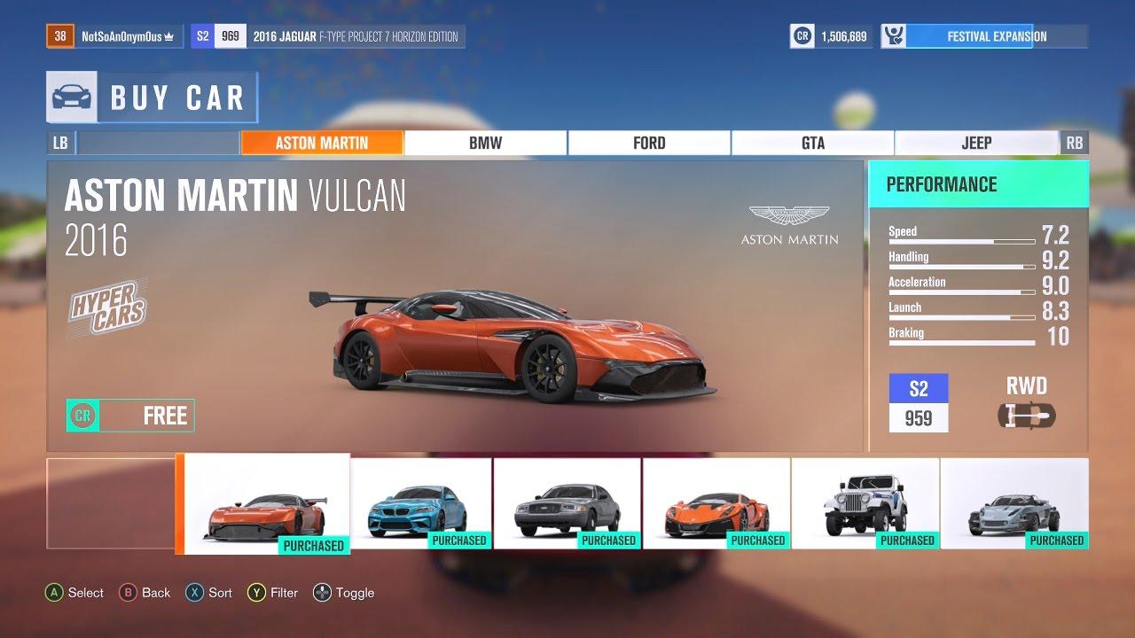 Best Cheap Drift Car Forza Horizon