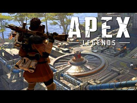 Apex Legends - Der Fortnite-Killer? Neues Battle Royale! Feat Ricoo & Calypso [Gameplay] Let's Play