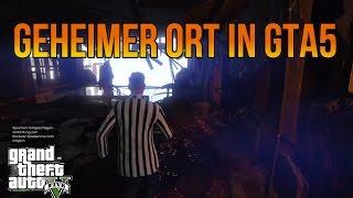 GEHEIMER ORT IN GTA5|GTA5 Online GLITCH