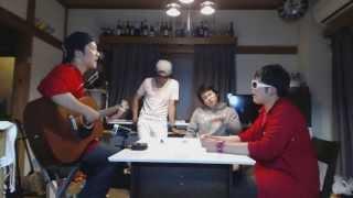 湘南乃風の純恋歌を4人で歌ってて、徐々に徐々に盛り上がっていきました...