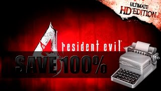 Save 100% Resident Evil 4 Ultimate HD Edition