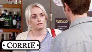 Sinead Begins Making Plans for the End of Her Life | Coronation Street