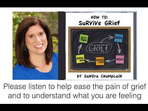 How To Survive Grief and Ease the Pain after a Loss