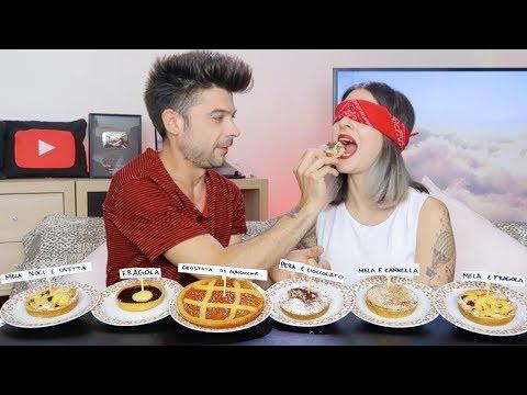CAKE CHALLENGE **INDOVINA LA TORTA**