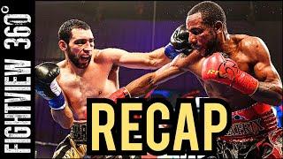 Xavier Matinez vs Claudio Marrero Post Fight RECAP: WBA Is So TRASH 😡💯 - Chris Colbert LIKELY?