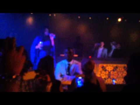 Caron Wheeler at Milton Club 2