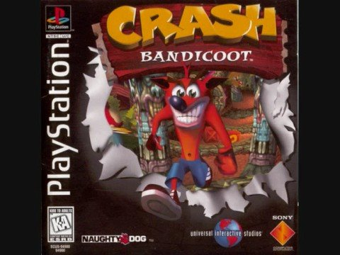 Crash Bandicoot Music: Toxic Waste