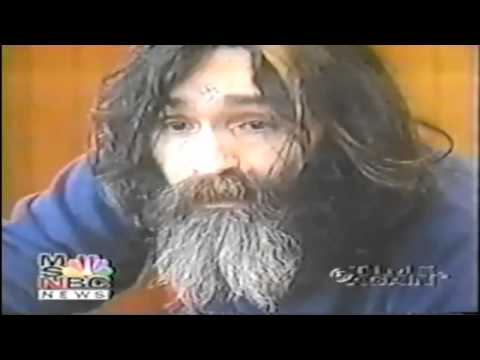 Charles Manson Says His Childr is listed (or ranked) 4 on the list 10 Strangest Charles Manson Quotes