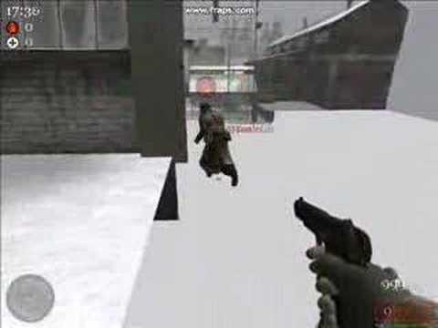 Call of Duty 2 Glitches - Stalingrad, Russia - Bl!mp & Sonic |