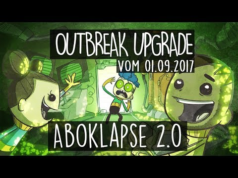 Livestream vom 01.09.2017 (3) Outbreak Upgrade - Oxygen Not Included deutsch