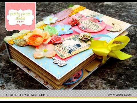 Mini Album Interactive Pages (Part 2) | Pretty Paper Studio