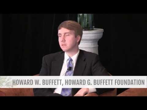 National Summit on Family Philanthropy 2013 Excerpt - Howard W. Buffett