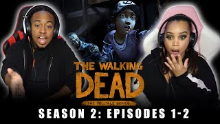 This Went South FAST! | TWD Season 2: Episodes 1-2