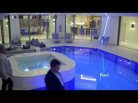 The KiddChris Show - Guy Thinks the Pool is the Floor!!!