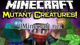 Minecraft 1.5 - Mutanten Mod Version - Mutant Creatures [german] [HD]