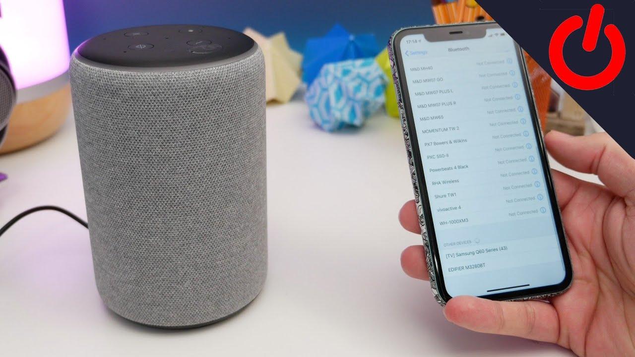 Alexa Bluetooth: How to use Amazon Echo as Bluetooth speaker