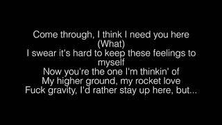 Snoh Aalegra- I Want You Around Lyrics