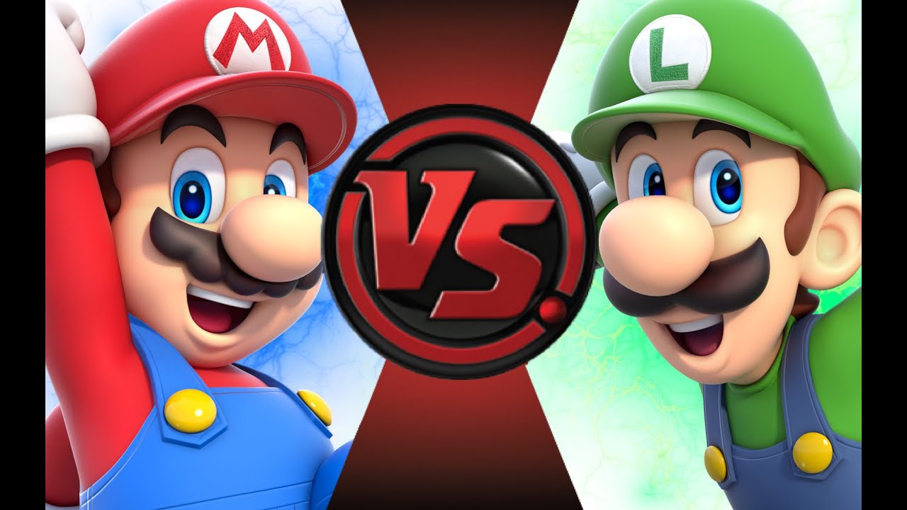 mario vs luigi cartoon fight club episode 51 youtube