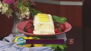 Recipe # 5368 Lemon Cloud Dessert
