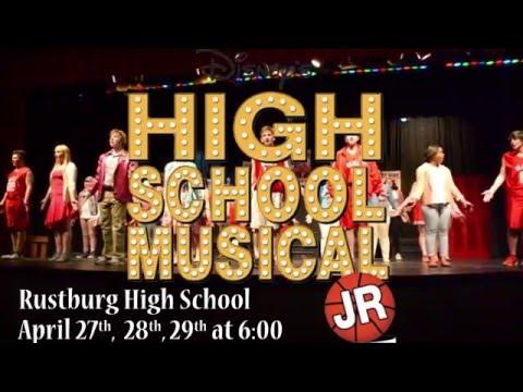 Rustburg High School presents High School Musical Jr.