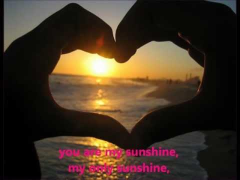 You Are My Sunshine by Elizabeth Mitchell with Lyrics!