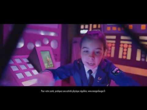 SOVA CASTING: MILKA commercial (France)