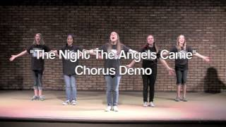 Kids Christmas Musical Choral-ography DVD Sample