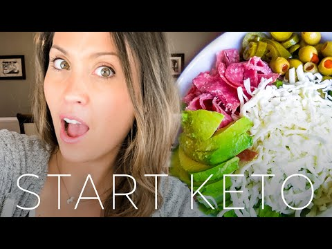 How to Start Keto  - The Ultimate Beginners Guide | Ashley Salvatori