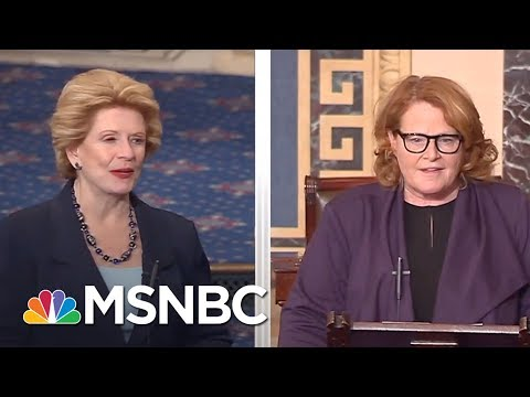 Why 2018 Might Not Be All Bad For Republicans In Congress | MTP Daily | MSNBC