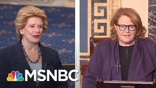 Why 2018 Might Not Be All Bad For Republicans In Congress   MTP Daily   MSNBC