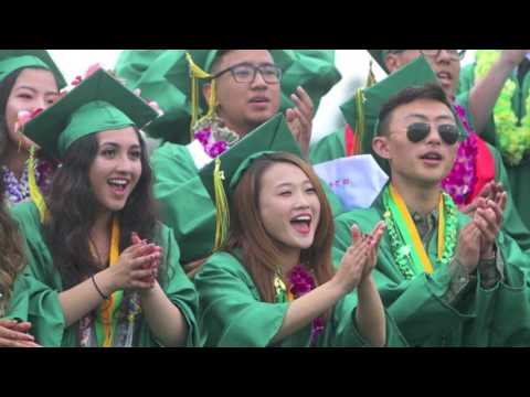 Castro Valley High 2017 Commencement