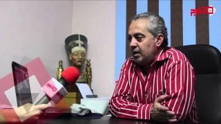 اتفرج| الأمير أباظة: العنف في دراما رمضان طبيعي بعد 25 يناير