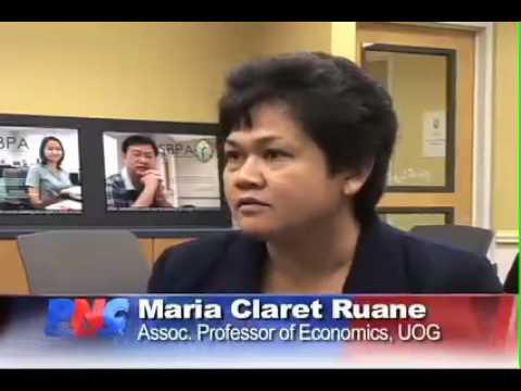 UOG Researchers: Mil. Buildup Could Boost Guam Economy