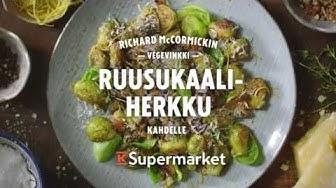 K-Supermarket & Richard McCormick - Ruusukaaliherkku