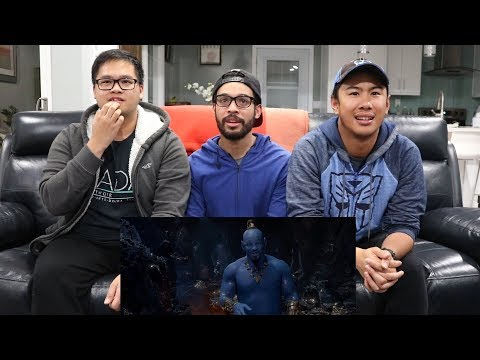 Disney's Aladdin Special Look Trailer | Reaction + Discussion