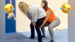 That's a BAD IDEA, Girls 🤣🤣 | UNEXPECTED MOMENTS | FUNNY VIDEOS